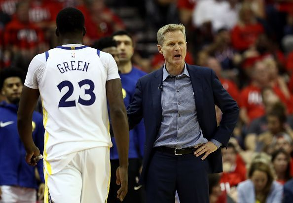 Green and Kerr have won three championships together