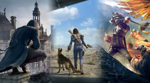 Image result for open world games