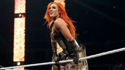 Becky Lynch was the top breakout star of 2018