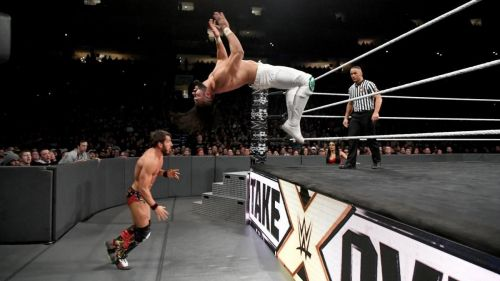 NXT delivered some of the best matches this year