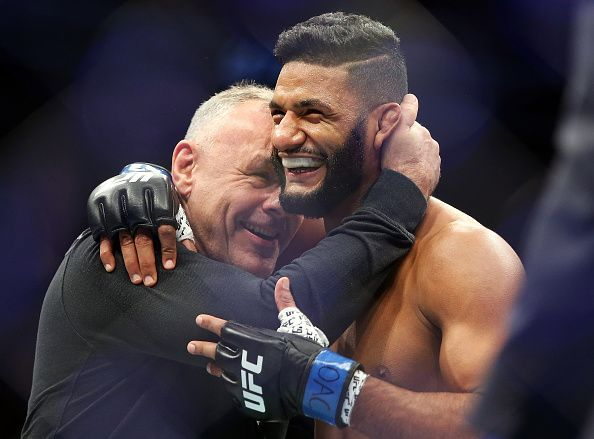 Dhiego Lima stole the show in the Early Preliminary round