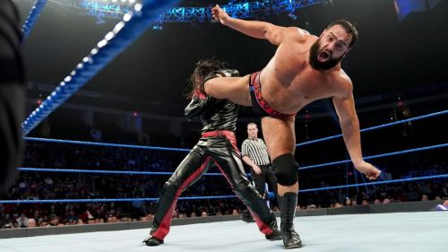 Christmas Day was Rusev Day