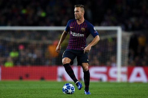 Arthur joined Barcelona at the start of the season