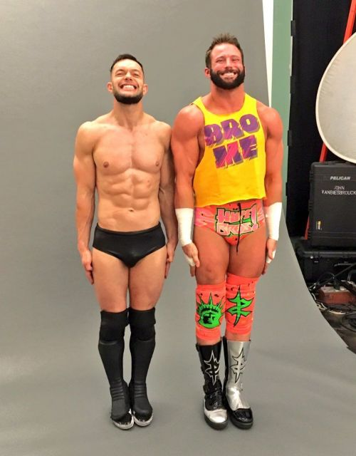 Will Zack Ryder be demoted to NXT or will Finn Balor be sent to 205 Live?