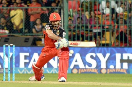 Virat Kohli is expected to open the innings for RCB