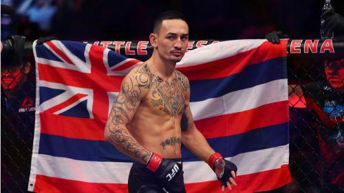 Max Holloway has followed in the footsteps of Hawaiian legend BJ Penn