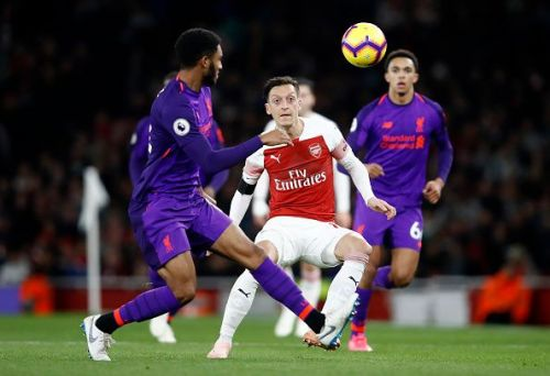 Liverpool's clash versus Arsenal is the star match of the weekend