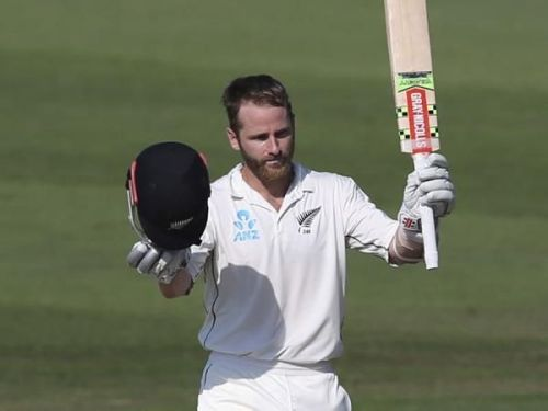 Kane Williamson scripted a historical win for New Zealand with his brilliant century.