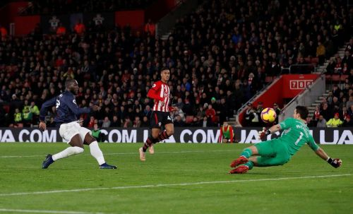 Man United and Southampton played out a 2-2 draw on Saturday
