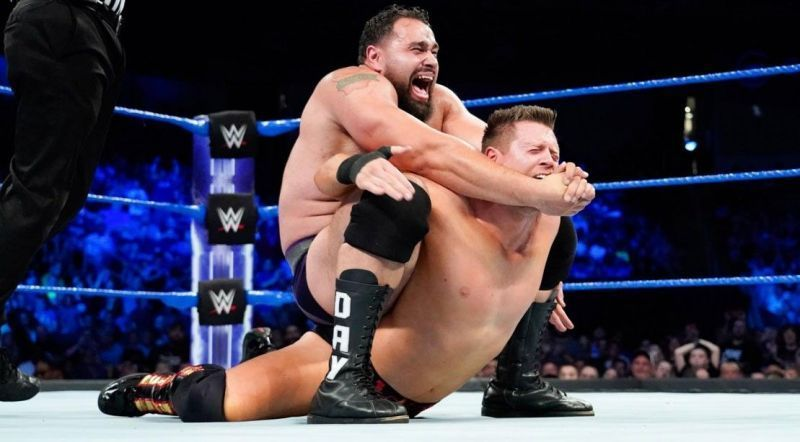 Rusev and Miz will produce a great rivalry!