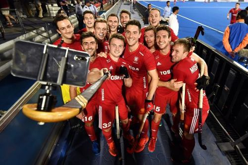 England have secured their entry into the quarter-finals of Hockey World Cup