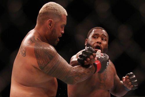 Mark Hunt vs Justin Willis at UFC Adelaide!