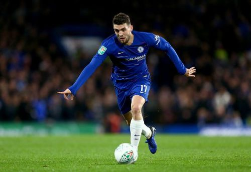 Mateo Kovacic is in love with London and has hinted at a permanent stay