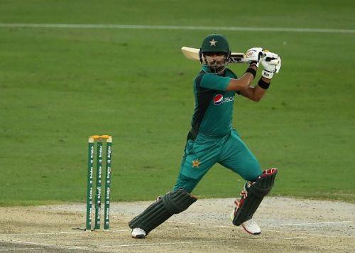 Pakistan's batting revolves around Babar Azam.