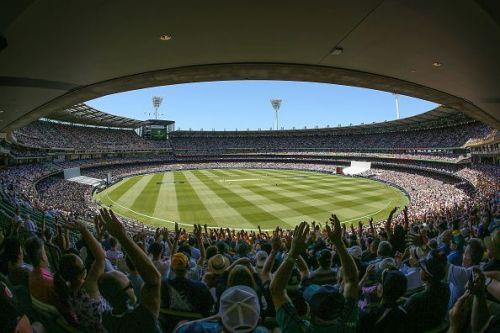 Australia v England - Fourth Test: Day 1