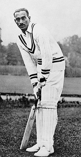 India's first test captain - Col. CK Nayudu