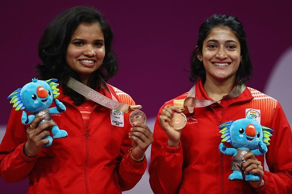 Badminton - Commonwealth Games Day 11