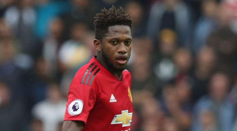 Fred is struggling to get game time under Jose Mourinho.