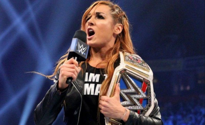 The Man is all set to defend her strap at TLC