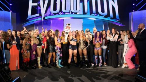 The first ever all-women's pay-per-view was a success!