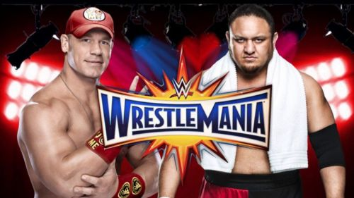 The Samoan Submission Machine vs The Leader Of Cenation
