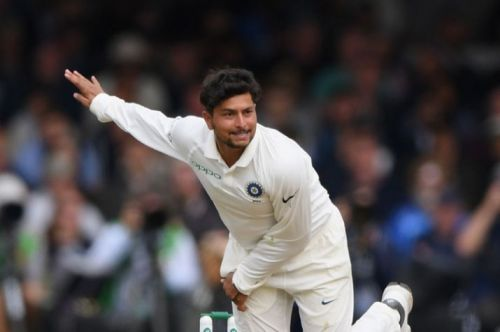 Kuldeep can be lethal if conditions favour him