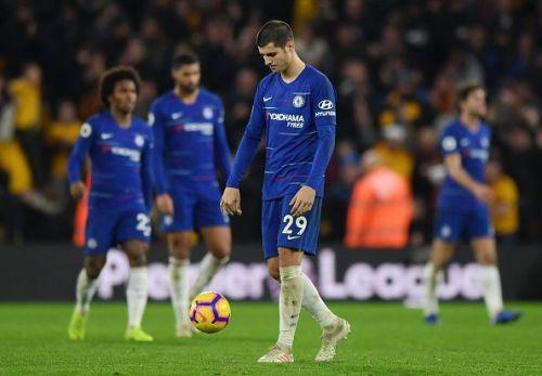 Wolverhampton Wanderers v Chelsea FC - Premier League