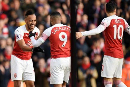 Arsenal returned to winning ways