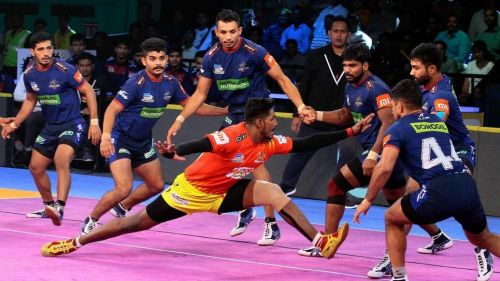 K Prapanjan was at his best against Haryana