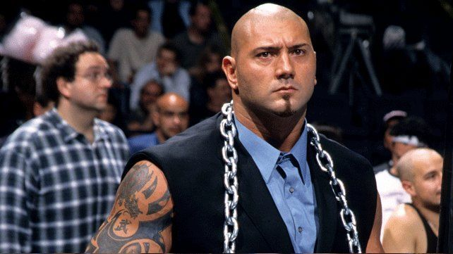 Batista and his very cold arms.