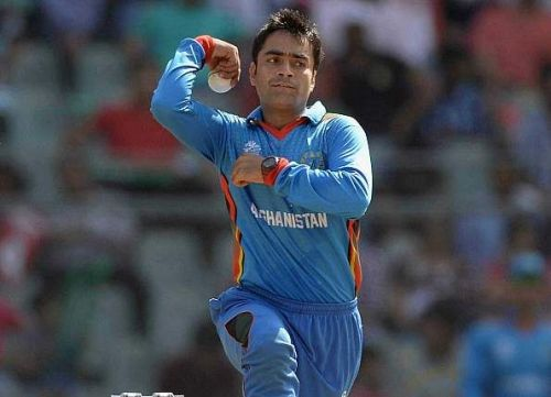 Rashid Khan dominated the T20I stage once again