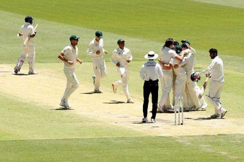 Australia v India - 2nd Test: Day 5