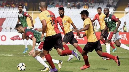 Get ready for the first Kolkata Derby of the 2018-19 Hero I-League