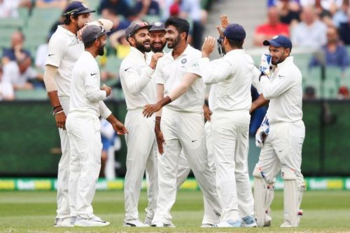 India lead the series 2-1