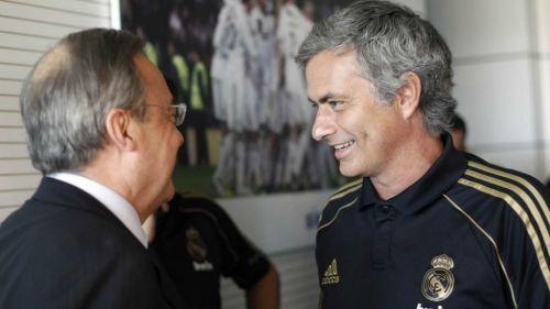 Reports suggest Jose Mourinho could head back to Real Madrid
