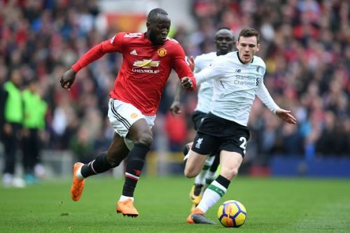 Romelu Lukaku will be hoping that a good performance at Anfield can turn the season around for him and the team