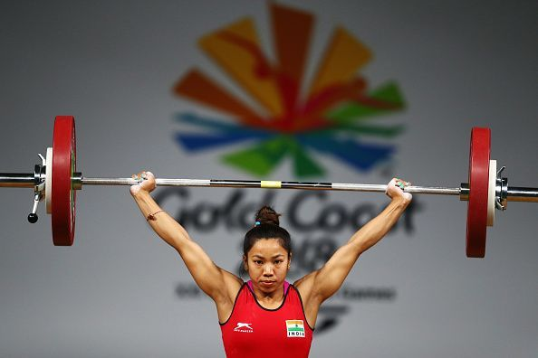 Mirabai Chanu bagged the first gold medal for India in CWG