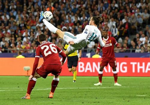 Gareth Bale's spectacular goal in the final was just one of the great moments in the Champions League