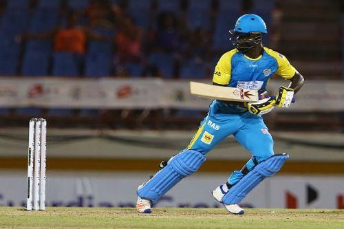 2017 HERO Caribbean Premier League - St Lucia Stars v Jamaica Tallawahs