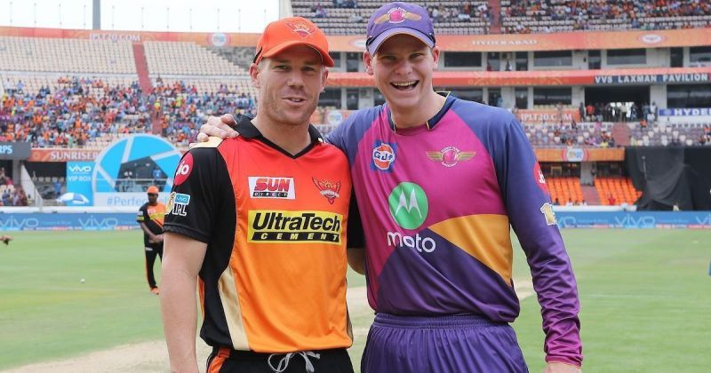 David Warner and Steven Smith had missed the 2018 IPL season due to the ball-tampering scandal