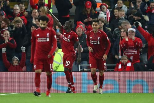 Liverpool enjoyed a 3-1 win over rivals Manchester United on Sunday