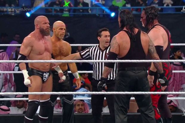 DX vs the Brothers of Destruction did not deliver inside the ring