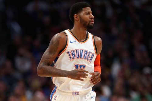 Paul George continues to shine this season