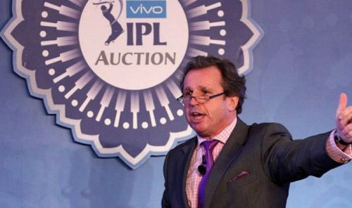 Richard Madley has been conducting the Auction from the very first season