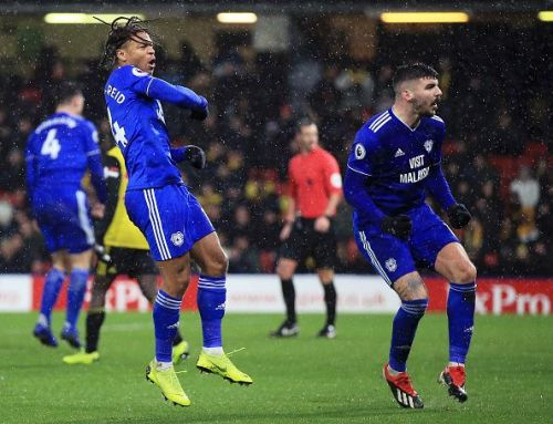 Cardiff City will get the home support