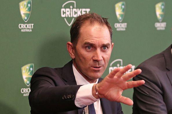 Justin Langer: Head Coach of the Australian Men