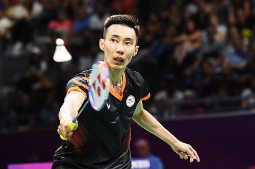 Lee Chong Wei is recovering form cancer