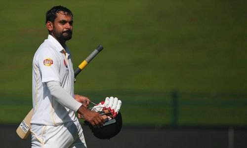 Hafeez to retire from Test matches after Abu Dhabi game