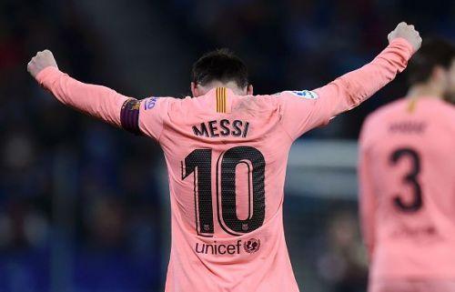 FC Barcelona playmaker - Lionel Messi