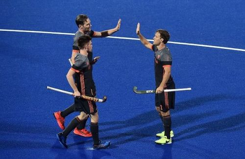 Netherlands started the campaign with a commanding win over Malaysia